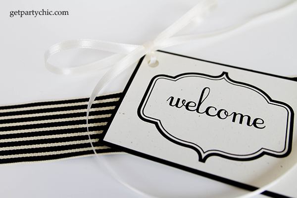 Welcome Tag 049