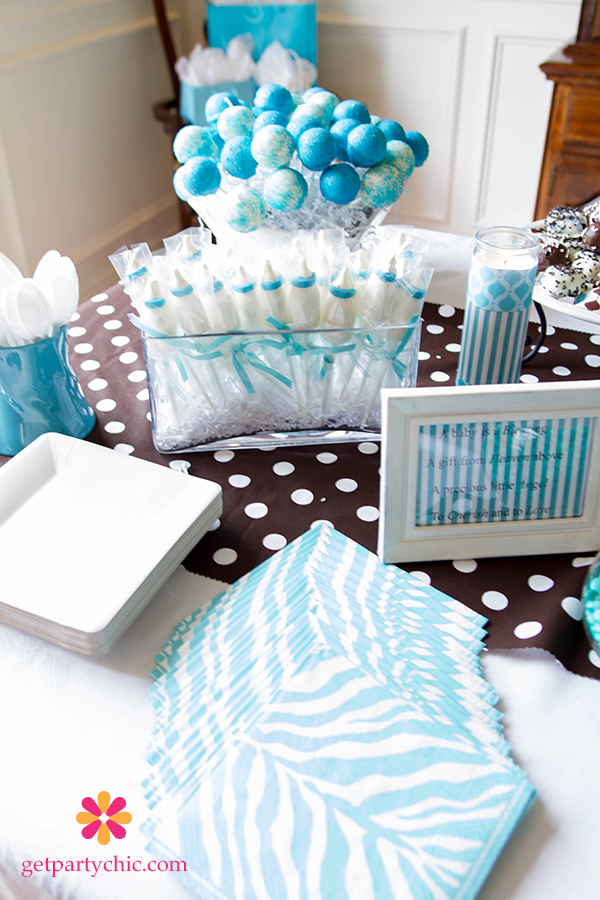 Exceptional ... Blue Boy Baby Shower (27)